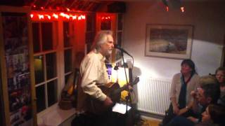 Gurf Morlix ~ One More Second ~ House Concerts York ~ 16.10.10