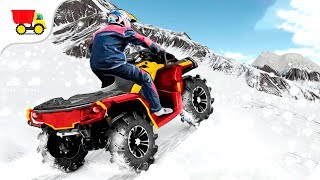 ATV Snow Simulator