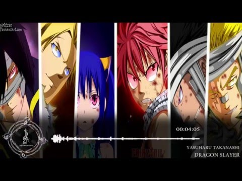 Best Fairy Tail OST