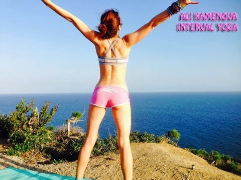 Morning Energizing Yoga Full Body Abs Legs Power Workout