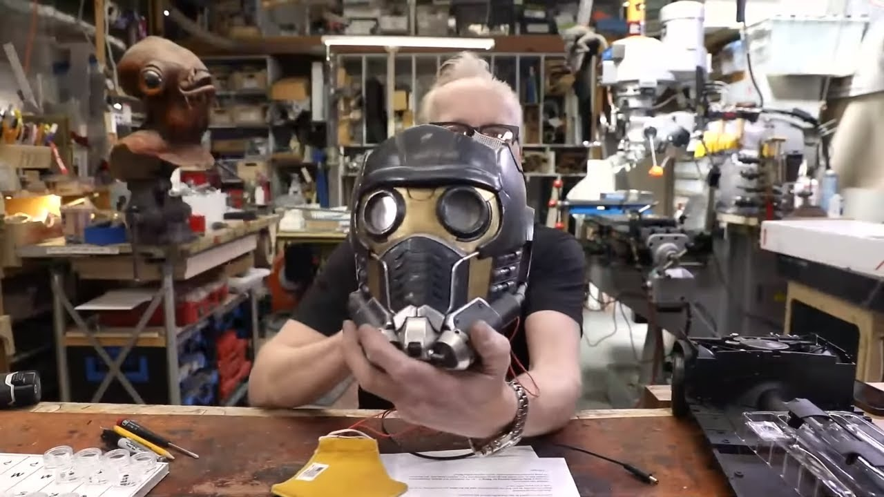 Ask Adam Savage: How Adam Chooses His Cosplays (Plus a Nathan Fillion Story!)