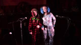 Valkin' in My Vinter Undervear  ~ Sister Luv & Friends