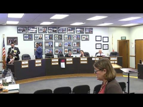 Board of Trustees Meeting - February 25, 2019