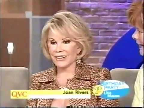 QVC's 20th Birthday Party with Lisa Mason and Joan Rivers