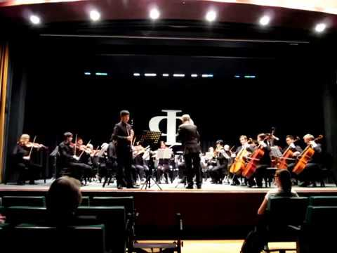 W.A. Mozart Konzert für Klarinetten und Orchester A-Dur KV 622