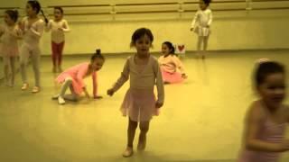 Мири - Открытый урок на кружке балета - 8