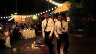 Jimmy & Jonathan Wedding Dance Party