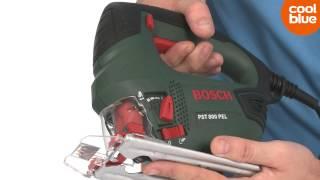 Bosch PST 800 PEL decoupeerzaag productvideo (NL/BE)