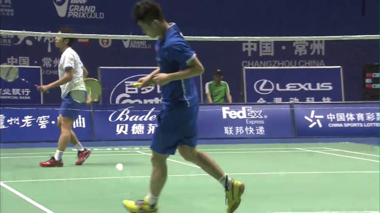 China Masters 2017 Badminton F M5 MS