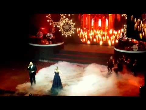 The Prayer . Hillsong Christmas Spectacular 2016