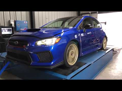 Someone LIED!! World First 2018 Subaru WRX STI Type-RA Dyno, It Made How Much???