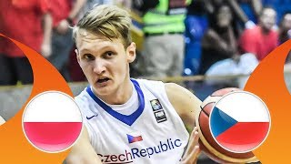 Poland v Czech Republic - Quarter-Final - Full Game - FIBA U16 European Championship Division B 2018 thumbnail