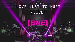 BRAND NEW EYES - Love Just to Hurt (Live)