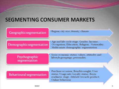 Segmentation, targeting and positioning in the Shampoo Industry 2007 Review