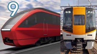 迷列車【中の人編】変わる近鉄特急と新型名阪特急