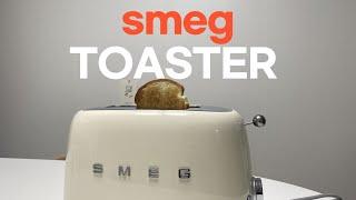 스메그 토스터기_식빵부터 베이글까지. 그리고, 이런 기…