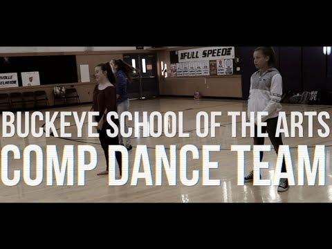 Buckeye School of the Arts Comp Dance Team