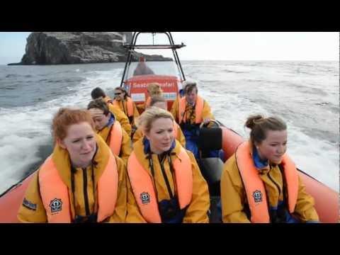 Scottish Seabird Centre Boat Trips