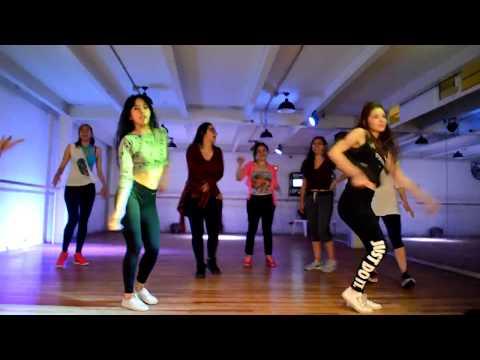 N-fasis - Como Shakira ALEX TREJO KANGRY