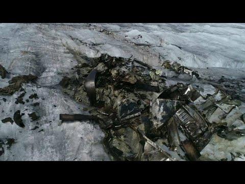 شاهد: ذوبان الجليد يكشف عن حطام طائرة سقطت في سويسرا قبل 72 سنة …  - نشر قبل 7 ساعة