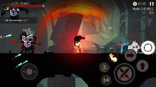 Shadow of Death - Stickman fighting - Best action role -playing Offline game screenshot 5