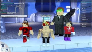 """""""How to Fly in WaterPark"""" (Roblox)"""