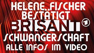 Helene Fischer bestätigt Schwangerschaft