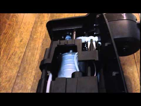 Mr Coffee Coffee Maker Not Working : How to disassemble Mr. Coffee Single Serve coffee maker - YouTube