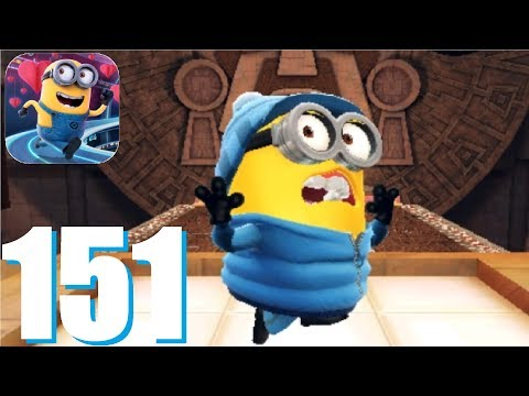 Minion Rush - gameplay walkthrough - Chapter 32 mission 8 - 10 ios / android