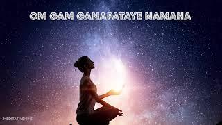 OM GAM GANPATAYE NAMAHA   Mantra for Success   Ganesh Maha Mantra Meditation   11 Mins of Meditation