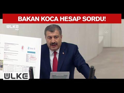Sağlık Bakanı Koca'nın Alkış Toplayan Konuşması!