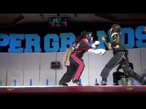 Highlights of 25th NBL Super Grands Stage Competition