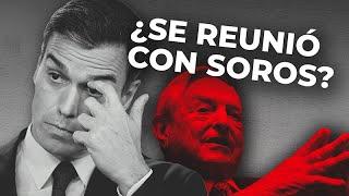 Santiago Abascal a Pedro Sánchez: ¿Se reunió con Soros?