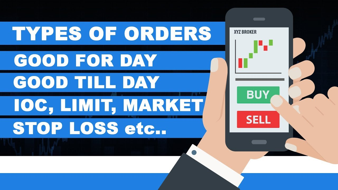 Chapter 7: Types of Orders in Stock Market (Hindi)