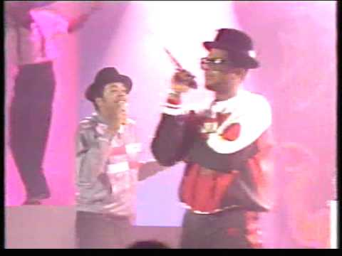 Run DMC - My Adidas - live on Solid Soul