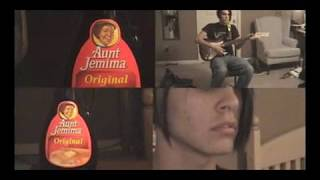 Hey Aunt Jemima [Hey There Delilah SPOOF]