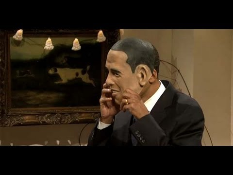 Look Who S Wearing An Obama Mask Now Youtube