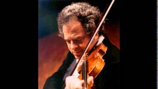 Itzhak Perlman, Bach Partita No.1 in B minor BWV 1002