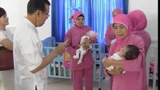 Bayi-Bayi TKI di Rumah Peduli Anak TKI (RPATKI)