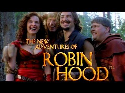 Новые приключения Робин Гуда. (1 серия). Исторический сериал.