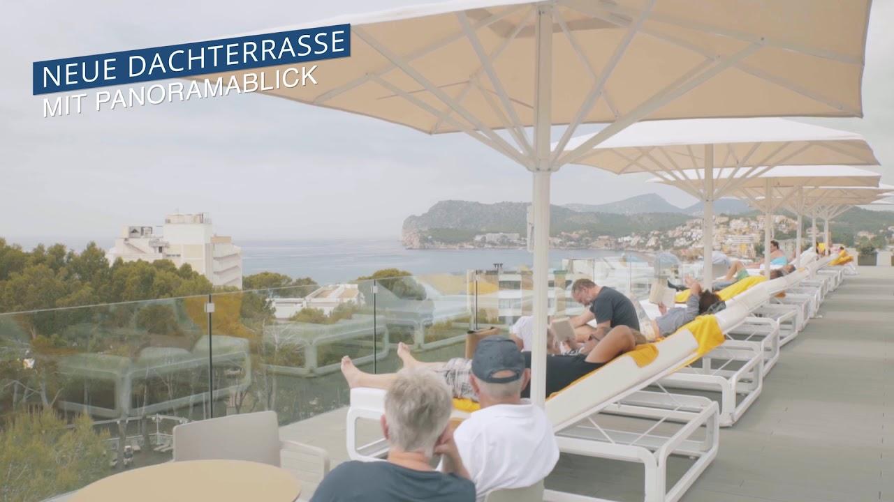 Urlaub Auf Mallorca Das Ist Neu Im Allsun Hotel Bella Paguera