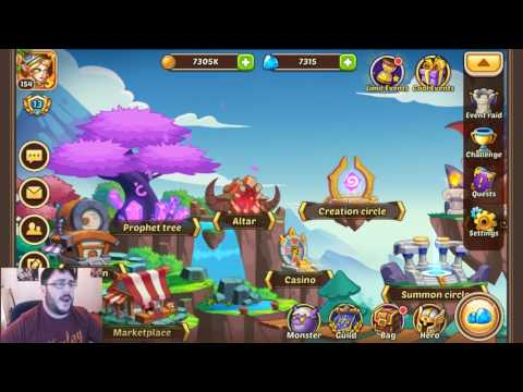 Idle Heroes Private Server {2019} - Download Idle Heroes Mod Apk