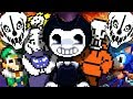 UNDERTALE'S ONLINE PVP = W.A.R | MYSTERYTALE (Undertale Online Multiplayer Fangame) #2