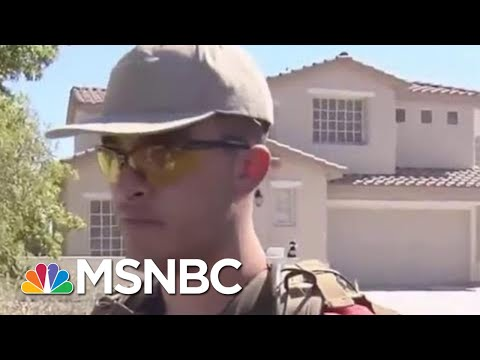 FBI Arrests Suspect For Alleged White Supremacist Plot | The Last Word | MSNBC
