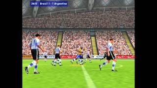 Microsoft International Soccer 2000 Gameplay