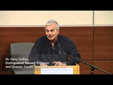 Dr. Harry Collins - Knowledge Institutions, Free Expression and Democracy