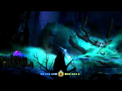 Ori and the Blind forest - walkthrough / gameplay - Part 2 (Moroccan arabic comments)