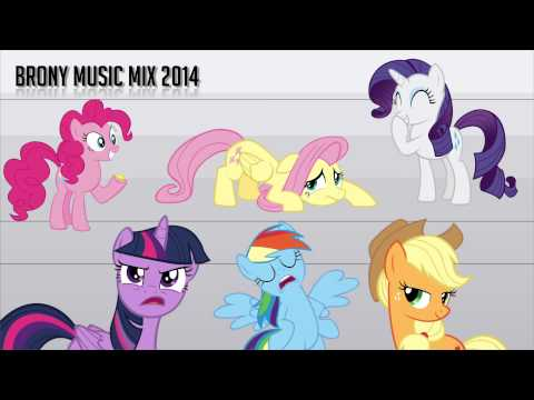 Brony Music Mix 2014