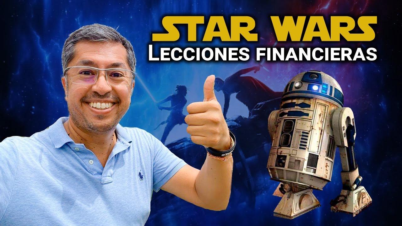 3 grandes lecciones de Star Wars para ser un jedi financiero
