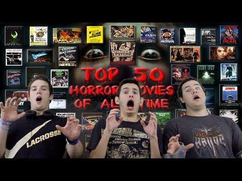 Top 5 Horror Films